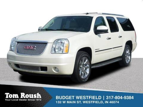 2014 GMC Yukon XL for sale at Tom Roush Budget Westfield in Westfield IN