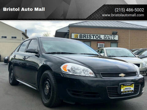 2011 Chevrolet Impala for sale at Bristol Auto Mall in Levittown PA