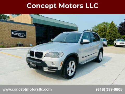 2010 BMW X5 for sale at Concept Motors LLC in Holland MI