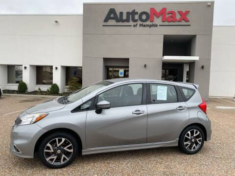 2015 Nissan Versa Note for sale at AutoMax of Memphis in Memphis TN
