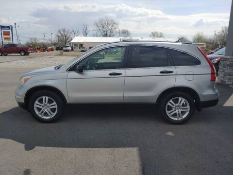 2010 Honda CR-V for sale at Wildfire Motors in Richmond IN