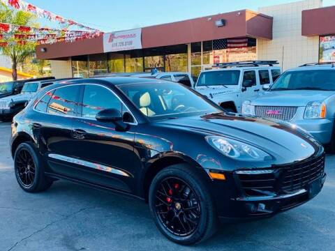 2016 Porsche Macan for sale at Automaxx Of San Diego in Spring Valley CA