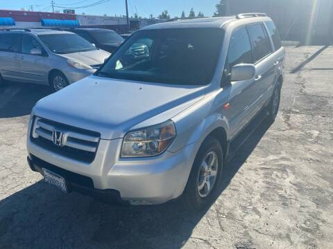 2006 Honda Pilot for sale at 101 Auto Sales in Sacramento CA