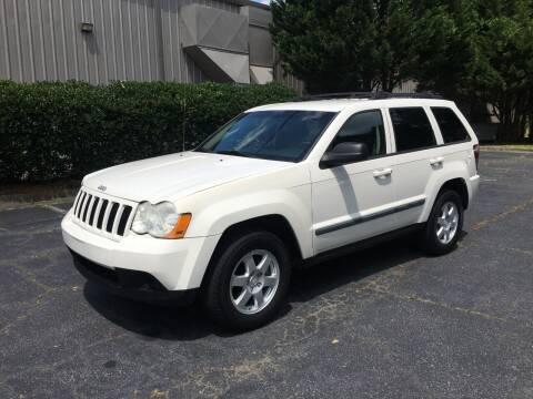 2009 Jeep Grand Cherokee for sale at Key Auto Center in Marietta GA