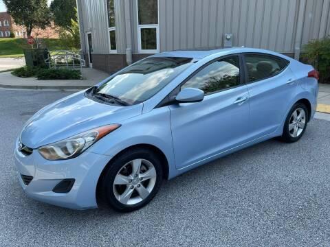 2011 Hyundai Elantra for sale at AMERICAR INC in Laurel MD