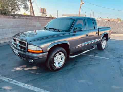 2002 Dodge Dakota for sale at Golden Deals Motors in Orangevale CA