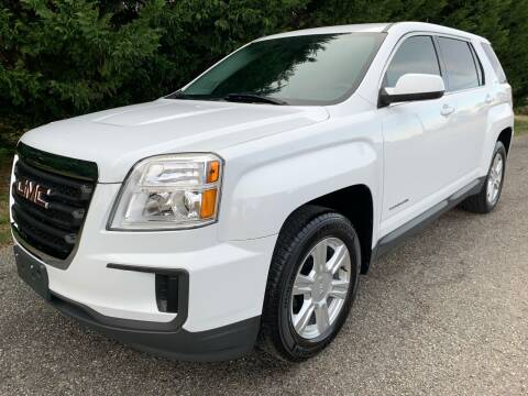2016 GMC Terrain for sale at 268 Auto Sales in Dobson NC