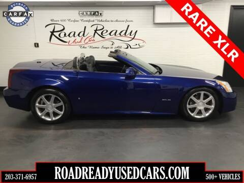 2006 Cadillac XLR for sale at Road Ready Used Cars in Ansonia CT