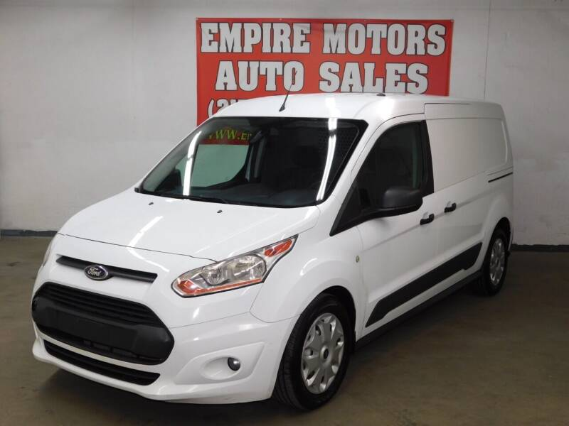 2014 Ford Transit Connect Cargo for sale at EMPIRE MOTORS AUTO SALES in Philadelphia PA