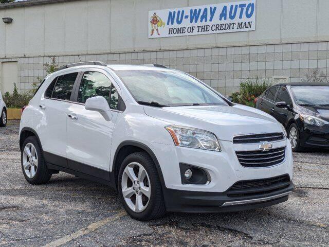 2016 Chevrolet Trax for sale at Nu-Way Auto Ocean Springs in Ocean Springs MS