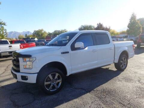 2017 Ford F-150 for sale at State Street Truck Stop in Sandy UT