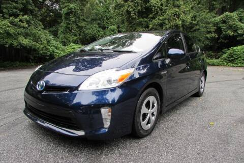 2015 Toyota Prius for sale at AUTO FOCUS in Greensboro NC