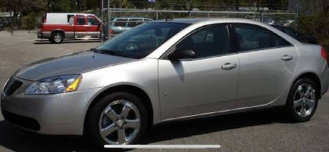 2008 Pontiac G6 for sale at Valpo Motors Inc. in Valparaiso IN