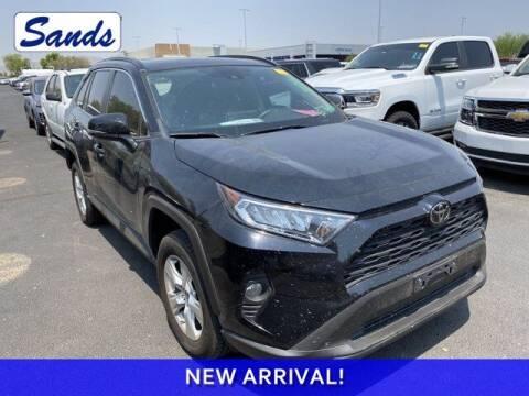 2019 Toyota RAV4 for sale at Sands Chevrolet in Surprise AZ