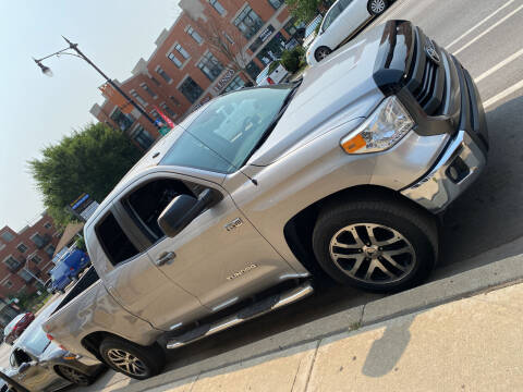 2016 Toyota Tundra for sale at Buy A Car in Chicago IL