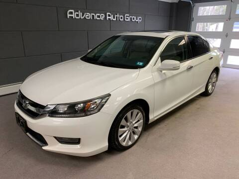 2015 Honda Accord for sale at Advance Auto Group, LLC in Chichester NH