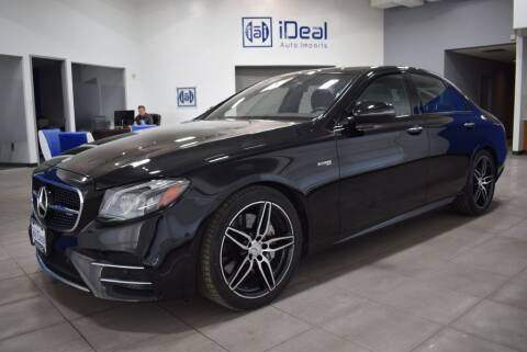 2018 Mercedes-Benz E-Class for sale at iDeal Auto Imports in Eden Prairie MN