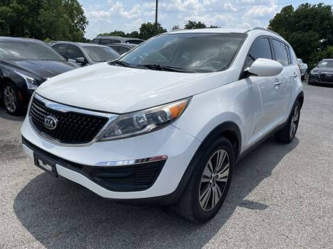 2016 Kia Sportage for sale at Pary's Auto Sales in Garland TX