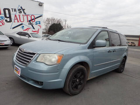 2009 Chrysler Town and Country for sale at Tommy's 9th Street Auto Sales in Walla Walla WA
