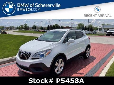 2016 Buick Encore for sale at BMW of Schererville in Shererville IN