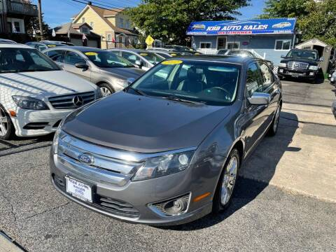 2012 Ford Fusion for sale at KBB Auto Sales in North Bergen NJ