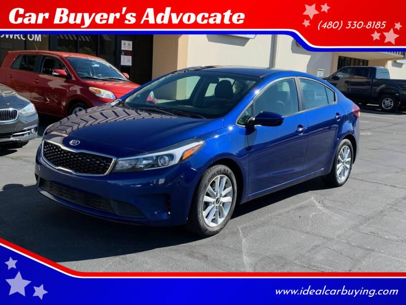 2017 Kia Forte for sale at Car Buyer's Advocate in Phoenix AZ