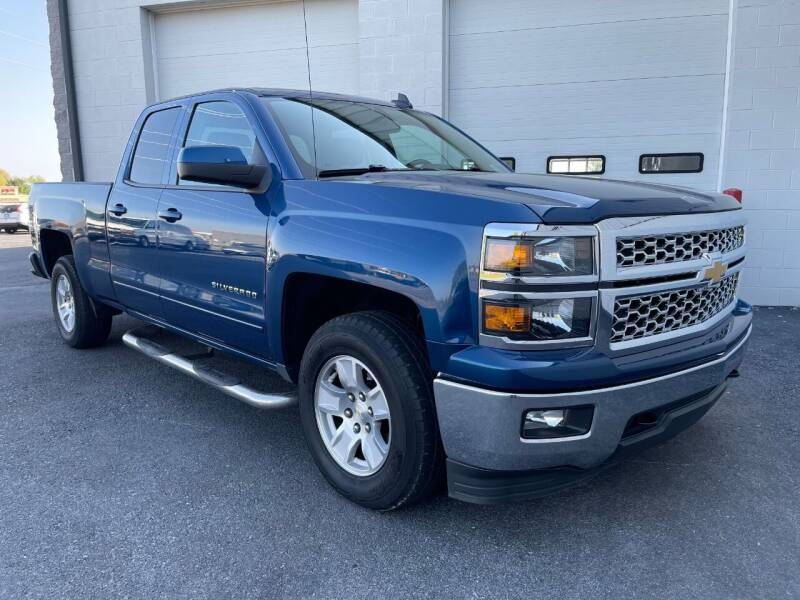 2015 Chevrolet Silverado 1500 for sale at Zimmerman's Automotive in Mechanicsburg PA