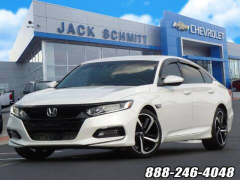 2019 Honda Accord for sale at Jack Schmitt Chevrolet Wood River in Wood River IL