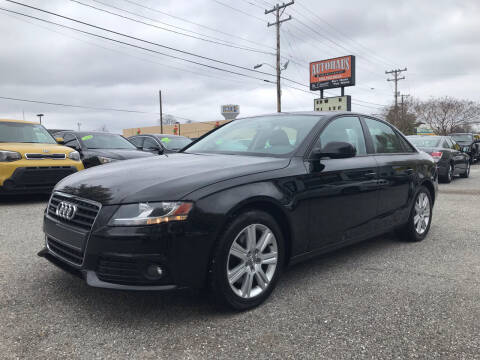 2011 Audi A4 for sale at Autohaus of Greensboro in Greensboro NC