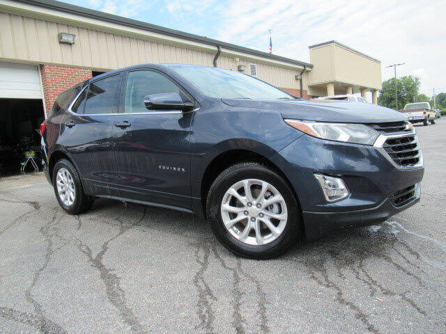 2019 Chevrolet Equinox for sale at TAPP MOTORS INC in Owensboro KY