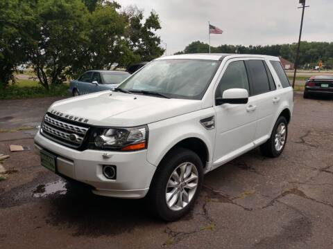 2013 Land Rover LR2 for sale at Paulson Auto Sales in Chippewa Falls WI