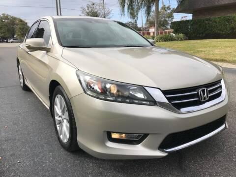 2013 Honda Accord for sale at Mendz Auto in Orlando FL