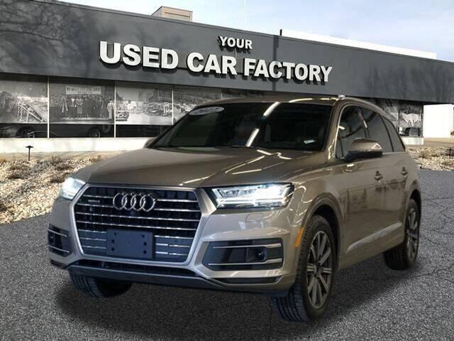 2017 Audi Q7 for sale at JOELSCARZ.COM in Flushing MI