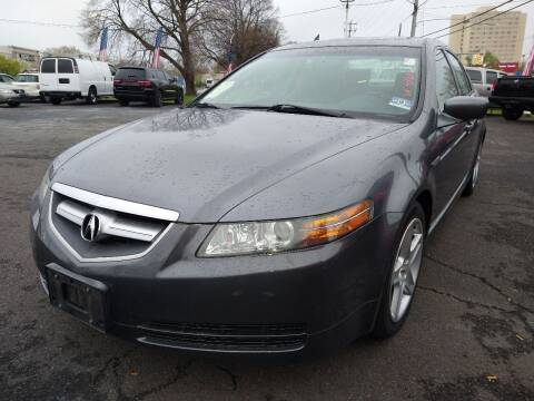 2006 Acura TL for sale at P J McCafferty Inc in Langhorne PA