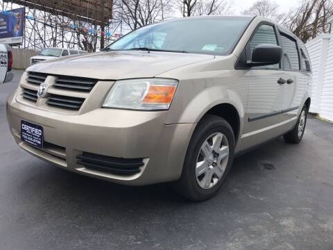2008 Dodge Grand Caravan for sale at Certified Auto Exchange in Keyport NJ
