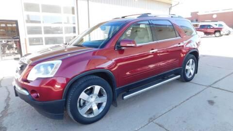 2011 GMC Acadia for sale at Mid Kansas Auto Sales in Pratt KS