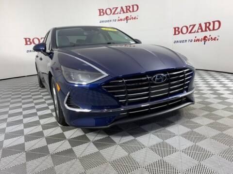 2020 Hyundai Sonata for sale at BOZARD FORD in Saint Augustine FL