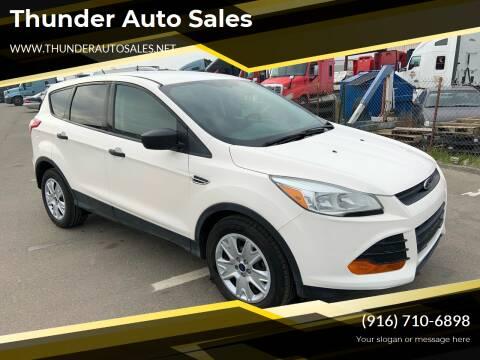 2014 Ford Escape for sale at Thunder Auto Sales in Sacramento CA
