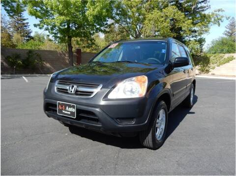2003 Honda CR-V for sale at A-1 Auto Wholesale in Sacramento CA