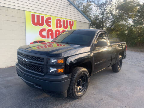 2014 Chevrolet Silverado 1500 for sale at Right Price Auto Sales in Murfreesboro TN