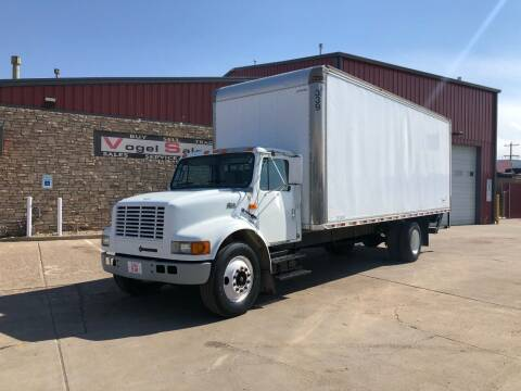 1999 International 4700 for sale at Vogel Sales Inc in Commerce City CO