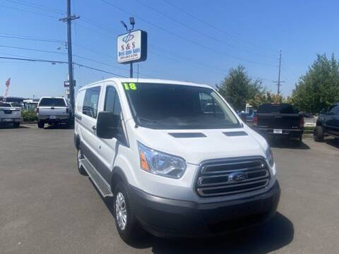 2018 Ford Transit Cargo for sale at S&S Best Auto Sales LLC in Auburn WA