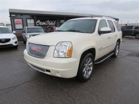 2009 GMC Yukon for sale at Central Auto in South Salt Lake UT