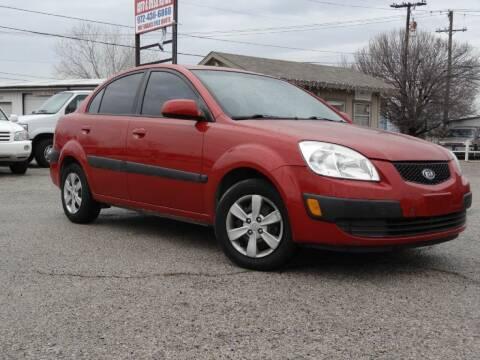 2009 Kia Rio for sale at 123 Car 2 Go LLC in Dallas TX