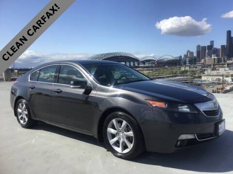 2012 Acura TL for sale at Toyota of Seattle in Seattle WA