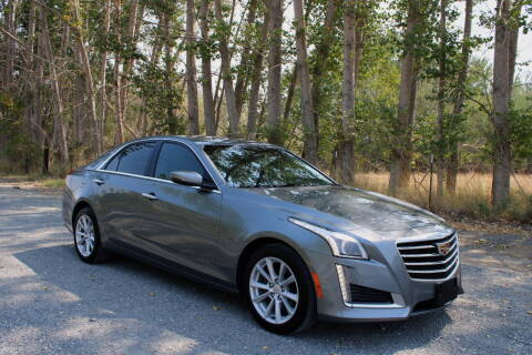 2018 Cadillac CTS for sale at Northwest Premier Auto Sales in West Richland WA