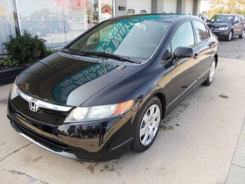 2007 Honda Civic for sale at Michigan Auto Mart in Port Huron MI