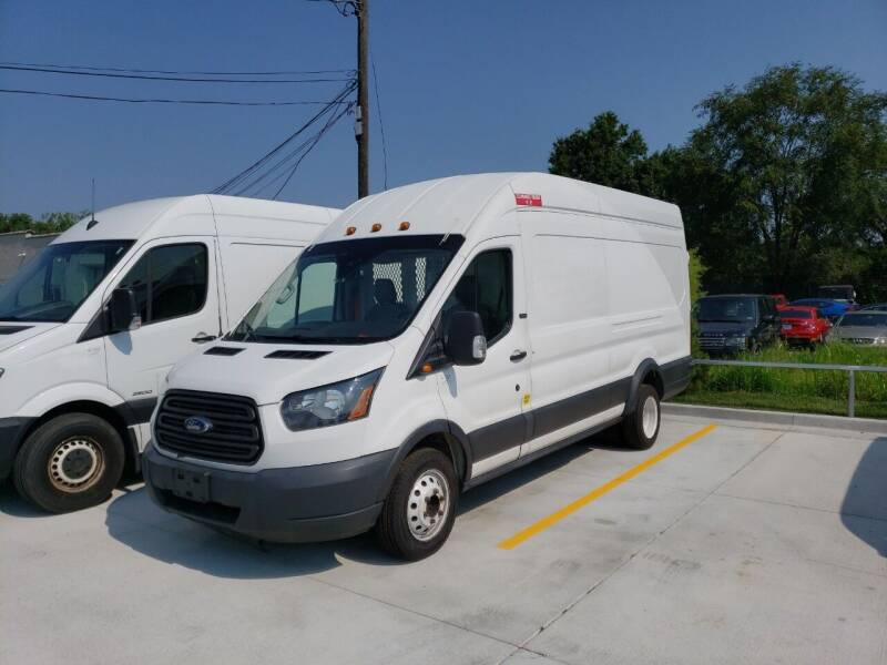 2016 Ford Transit Cargo for sale at D&C Motor Company LLC in Merriam KS