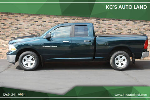2011 RAM Ram Pickup 1500 for sale at KC'S Auto Land in Kalamazoo MI