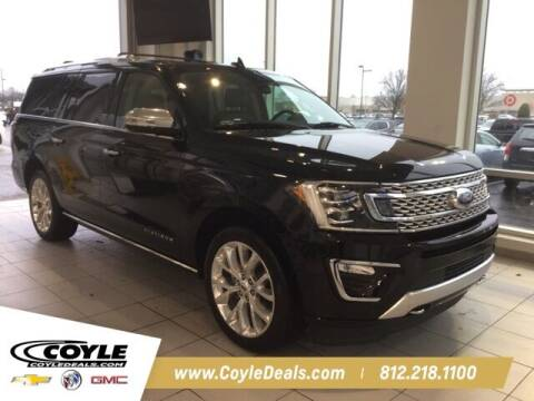 2018 Ford Expedition MAX for sale at COYLE GM - COYLE NISSAN in Clarksville IN